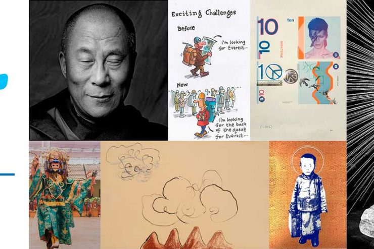 Art Tibet: thank you, your bids raised over £18,000!