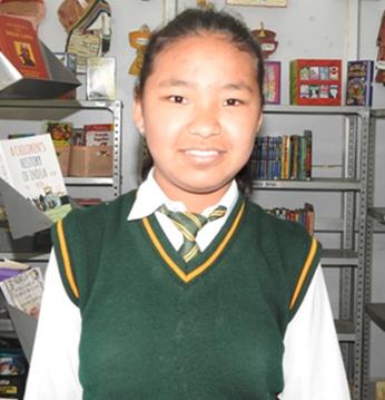 Nyima Yangchen –  Mussoorie, India